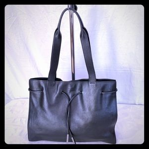 90s GUCCI Tom Ford Vintage Authentic Black Leather